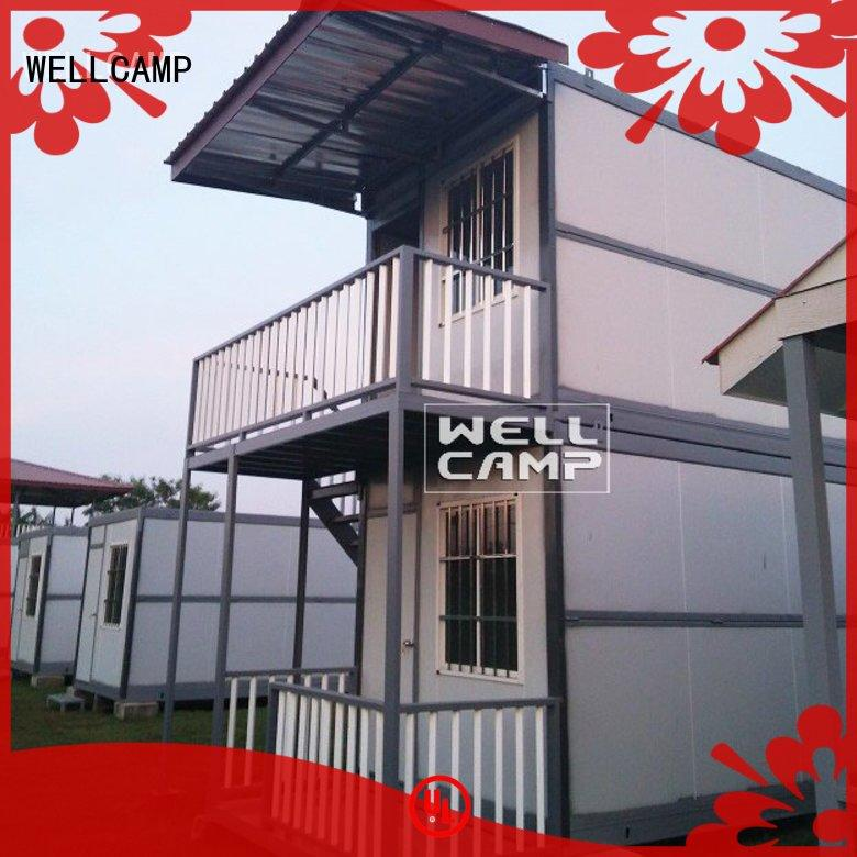 WELLCAMP Brand esay removable container villa manufacture