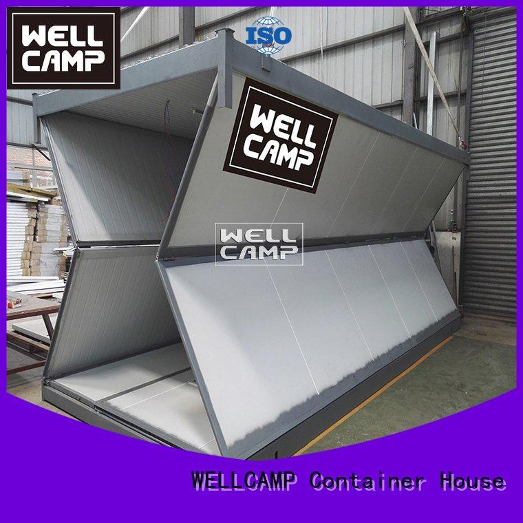 foldable container house modern foldable container WELLCAMP Brand