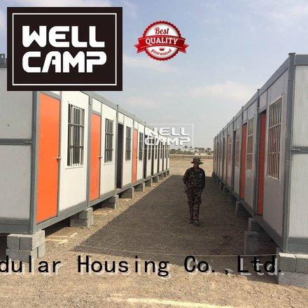 foldable container house house foldable container WELLCAMP