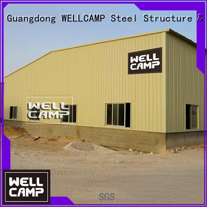 or steel WELLCAMP steel warehouse
