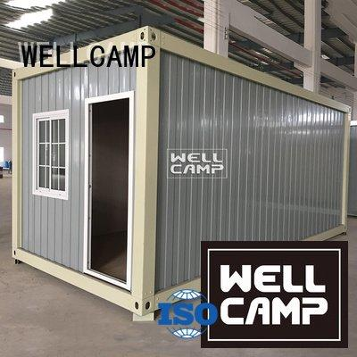 two container house for sale WELLCAMP prefabricated container house