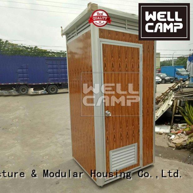 plastic portable toilet moible portable chemical toilet protable WELLCAMP