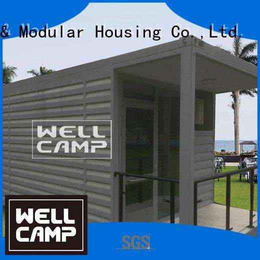 houses made out of shipping containers house twostorey resort WELLCAMP