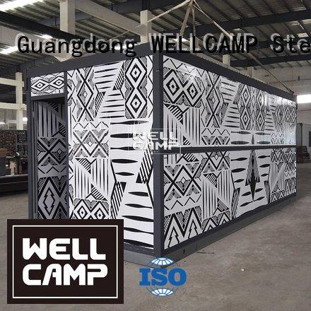 design resort WELLCAMP foldable container