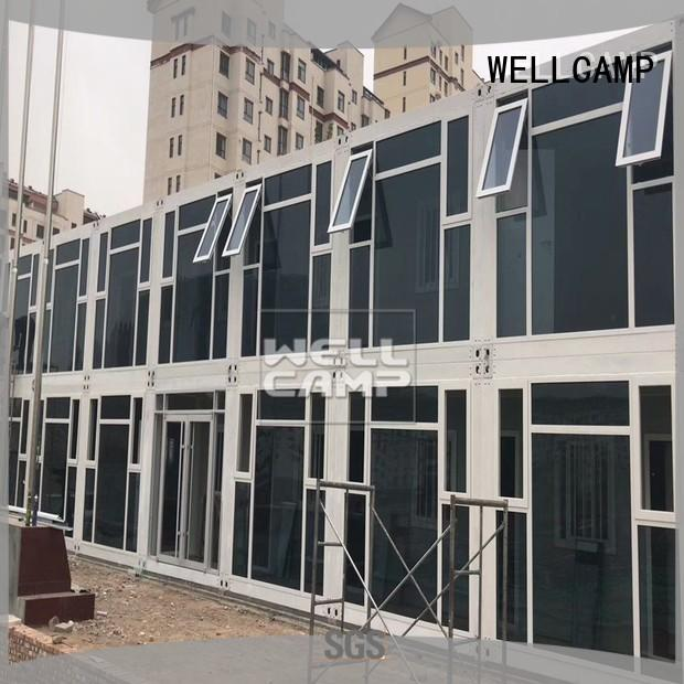 flat pack 20 ft container style cladding Warranty WELLCAMP