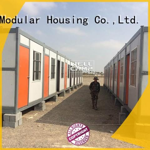 foldable container house design camp foldable container colour WELLCAMP Brand