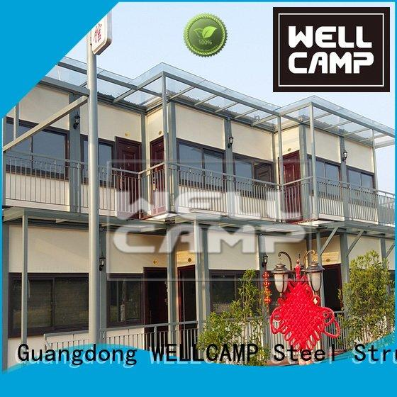 custom container homes home container villa living WELLCAMP