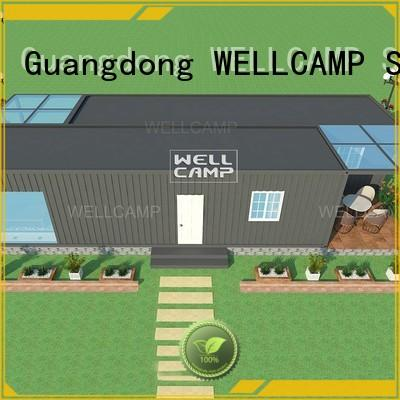 Custom fixed container container villa WELLCAMP two