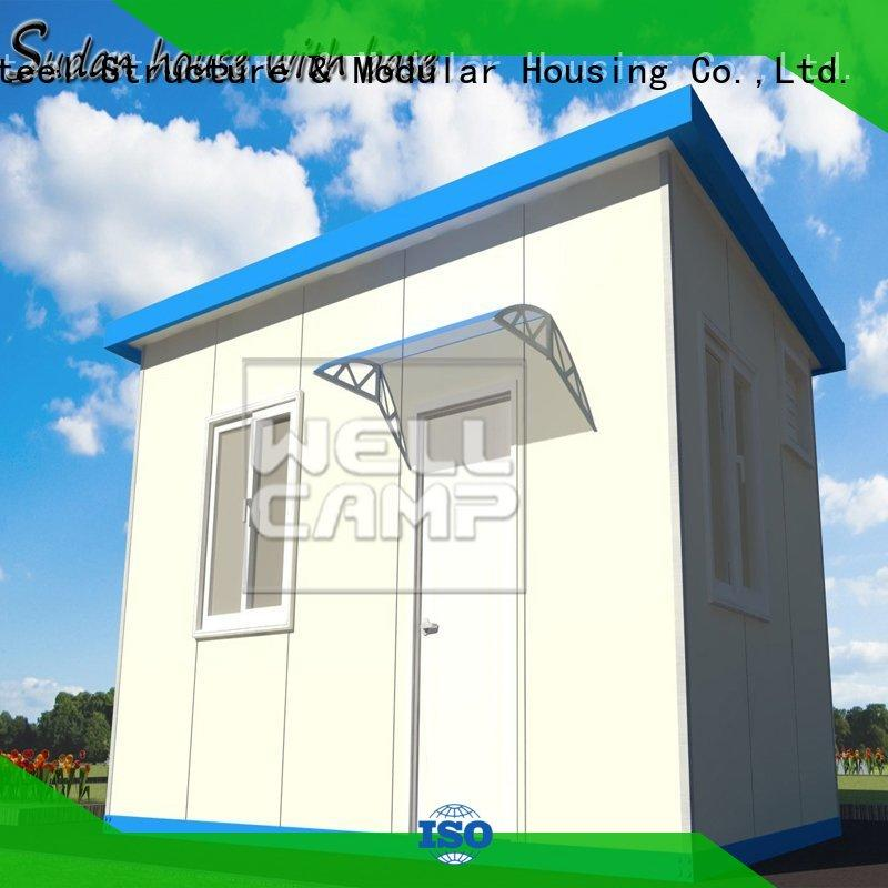 sudan houses WELLCAMP Brand