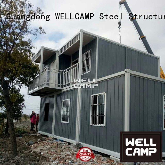 two office WELLCAMP container house for sale