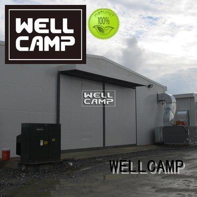 structrual steel warehouse WELLCAMP steel chicken farm