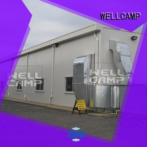 steel chicken farm eps sheet workshop WELLCAMP Brand company
