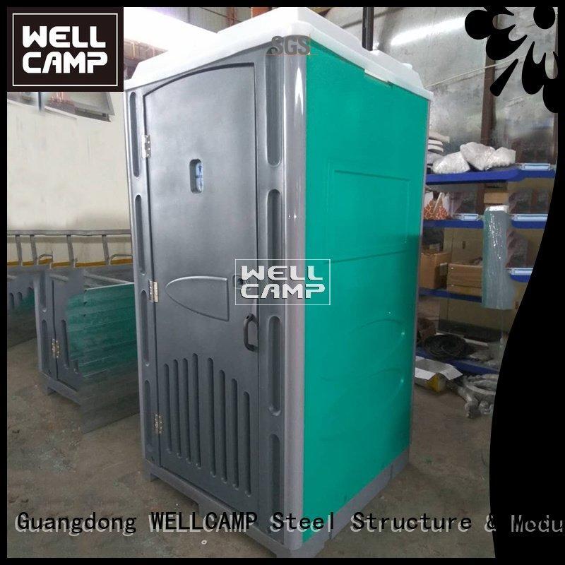 OEM portable chemical toilet protable color plastic portable toilet