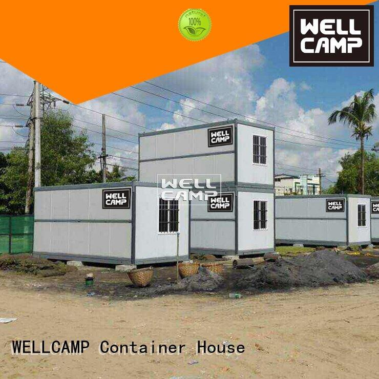 WELLCAMP Brand ieps camp container foldable container