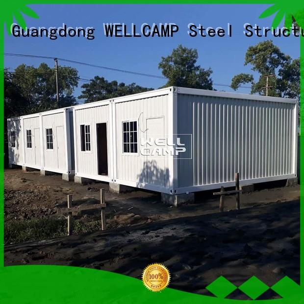 house cross container house for sale WELLCAMP Brand