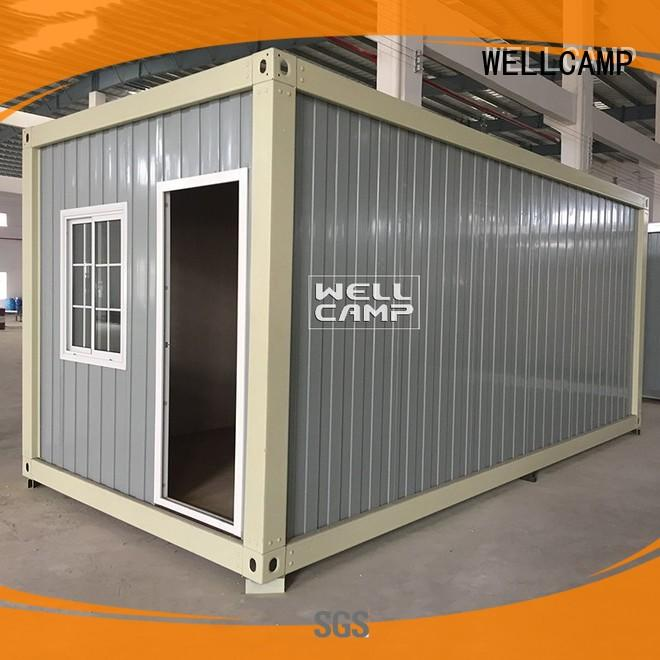 Hot modified container house for sale house detachable WELLCAMP Brand