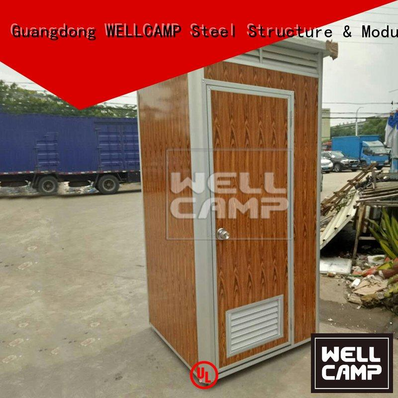 outdoor eps portable plastic portable toilet WELLCAMP Brand