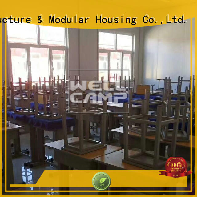 Wholesale portable house prefabricated classrooms WELLCAMP Brand