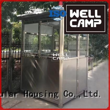 security booth for sale box room light security booth manufacture