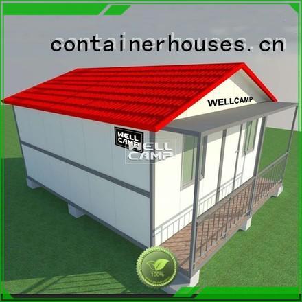 WELLCAMP Brand one ieps bedroom custom custom container homes