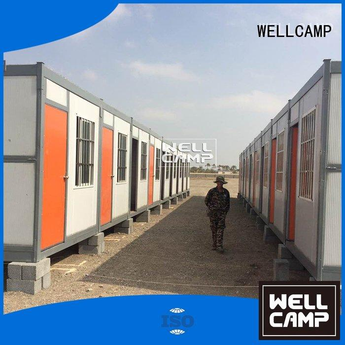 Quality WELLCAMP Brand folding foldable container