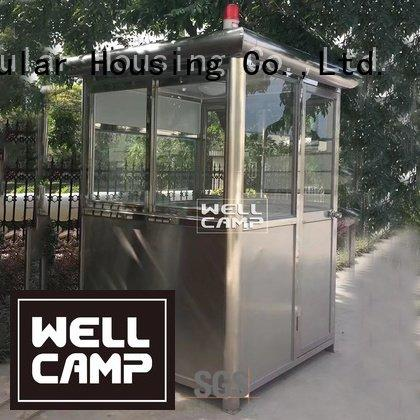 mobile eps light security booth for sale WELLCAMP