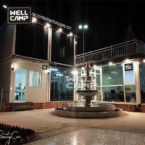 Wellcamp, doing the best production, design, service and solution of container camp