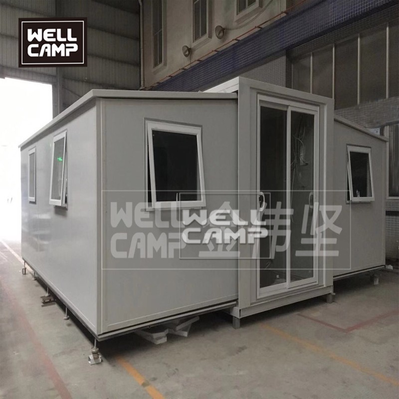 WELLCAMP-Custom Cargo Container Homes Manufacturer, Expandable Container House Manufacturers