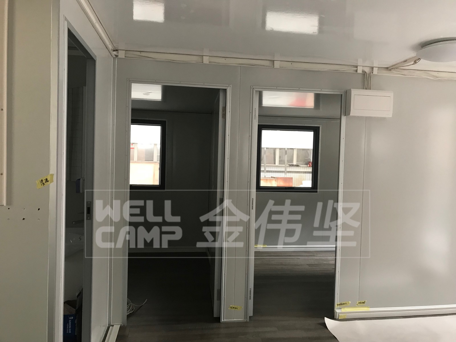 WELLCAMP-Custom Cargo Container Homes Manufacturer, Expandable Container House Manufacturers-1