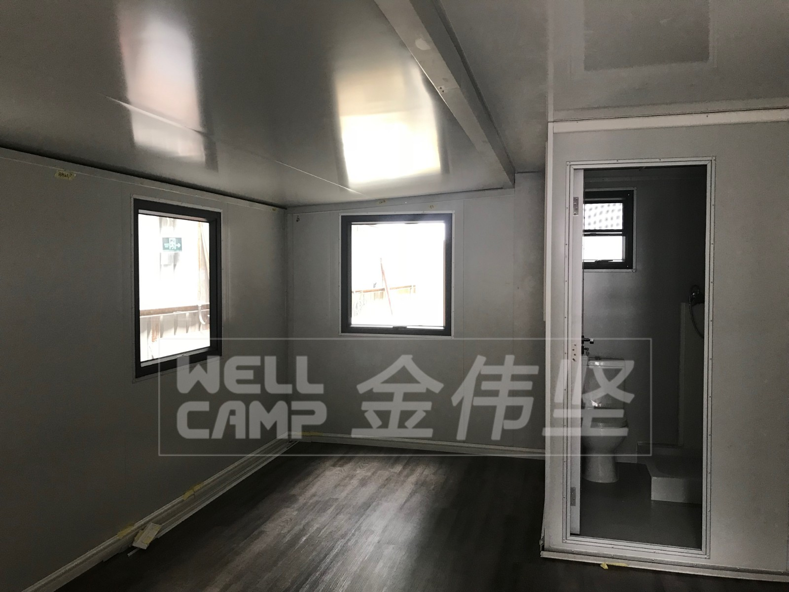WELLCAMP-Custom Cargo Container Homes Manufacturer, Expandable Container House Manufacturers-3