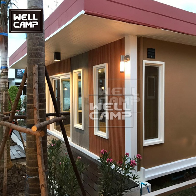 WELLCAMP-Wholesale Cargo Container Homes Manufacturer, Expandable Container House-1