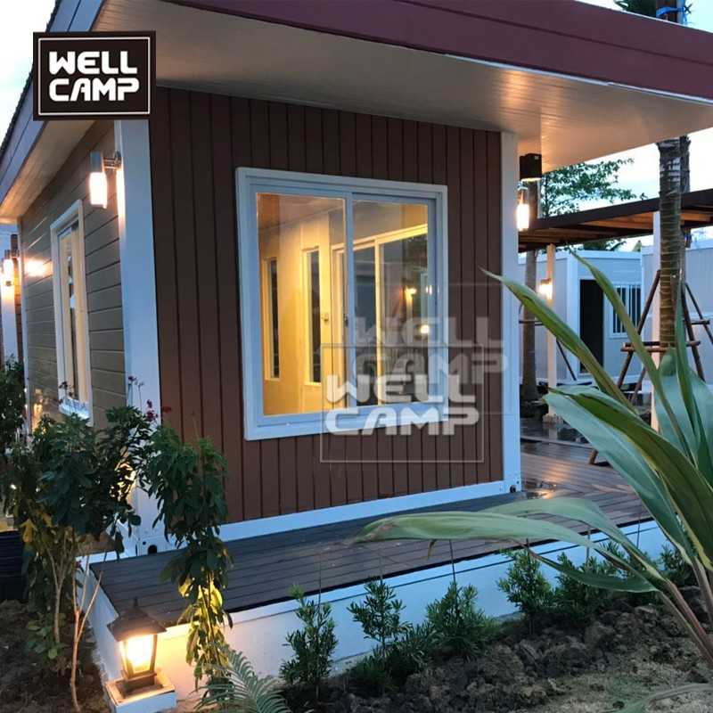 WELLCAMP-Wholesale Cargo Container Homes Manufacturer, Expandable Container House-3