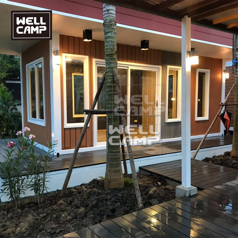 WELLCAMP-Wholesale Cargo Container Homes Manufacturer, Expandable Container House-5