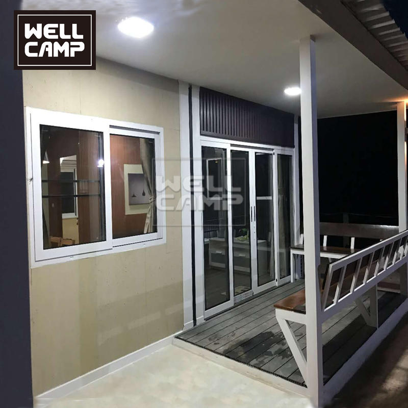 Travel to Thailand live in Wellcamp luxury modular container resort to have a great vacation