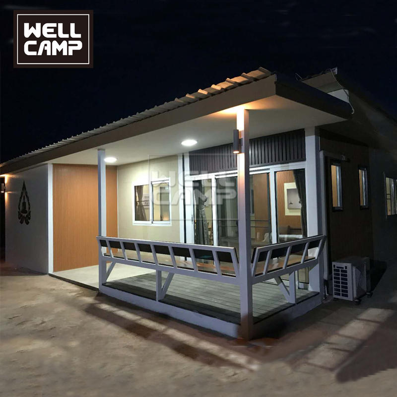 Thailand project series 2 --- holiday customized container villa