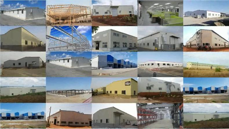Wellcamp steel structure warehouse around the world,Royal project, Mitsubishi, Japan, Engineering use