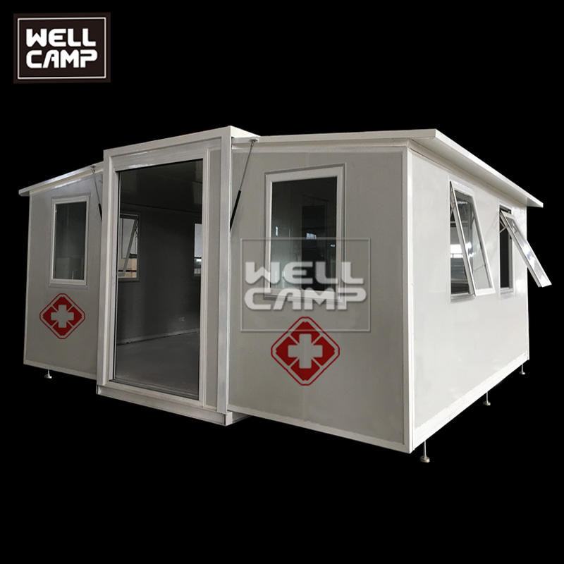 Expandable Container House Hospital Can Use For Isolation Room