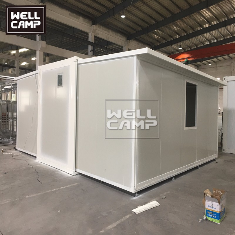 video-Expandable Container House Hospital Can Use For Isolation Room-WELLCAMP-img-2