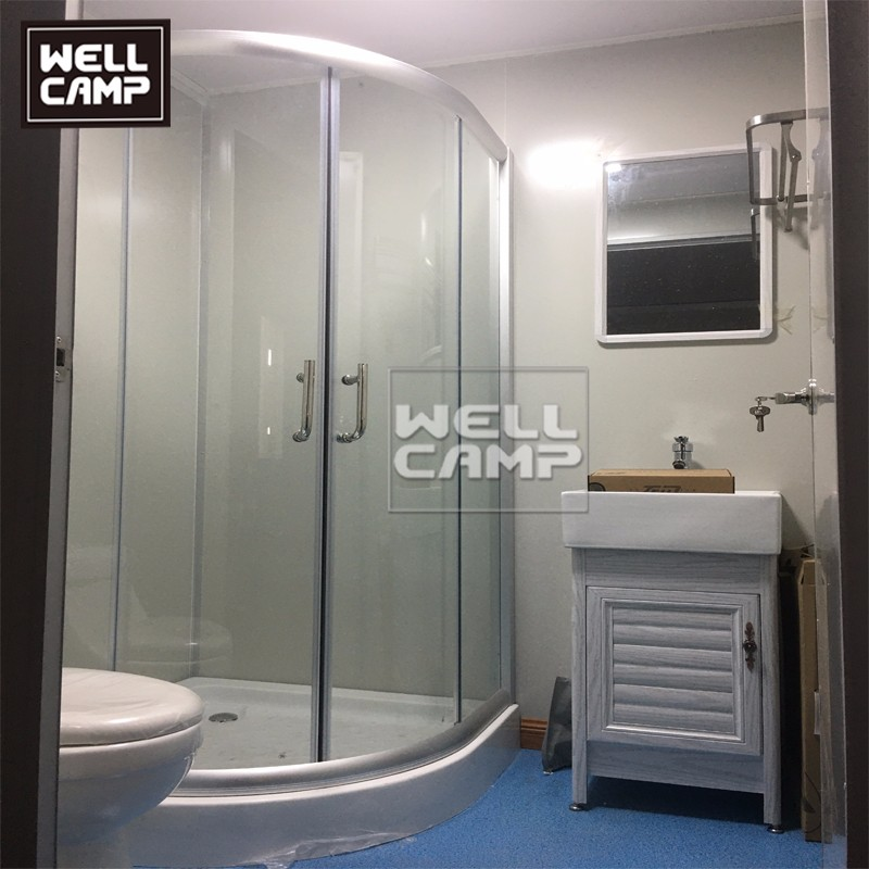 video-Expandable Container House Hospital Can Use For Isolation Room-WELLCAMP-img-3