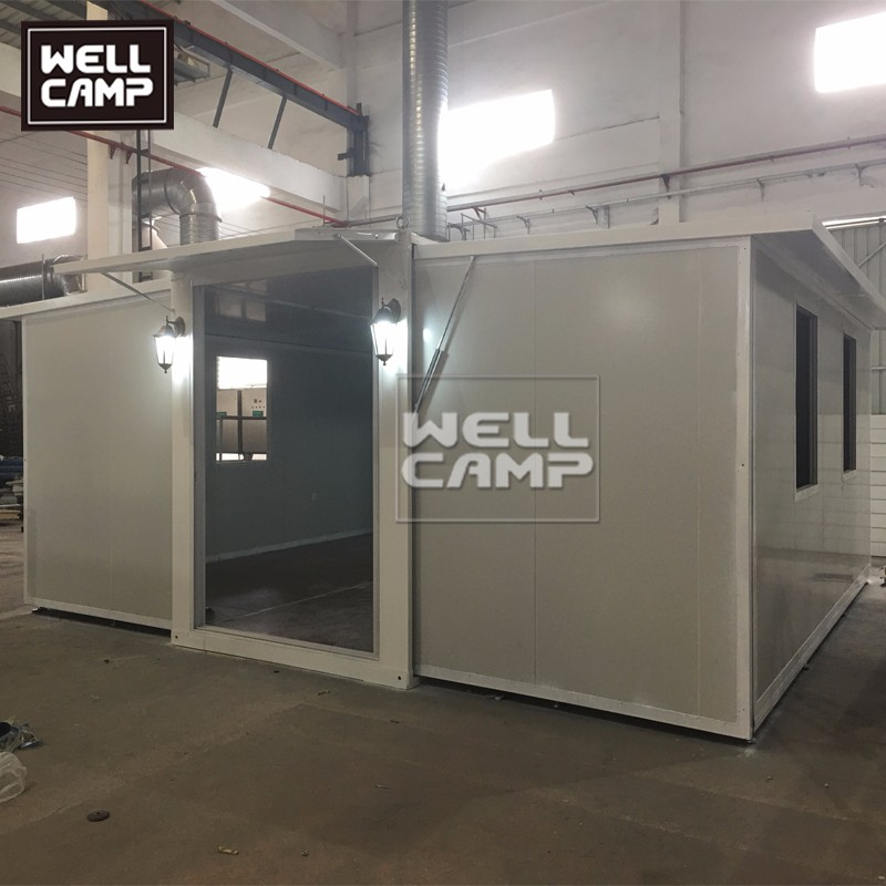 video-Expandable Container House Hospital Can Use For Isolation Room-WELLCAMP-img-5