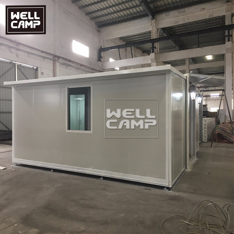 video-Expandable Container House Hospital Can Use For Isolation Room-WELLCAMP-img-6