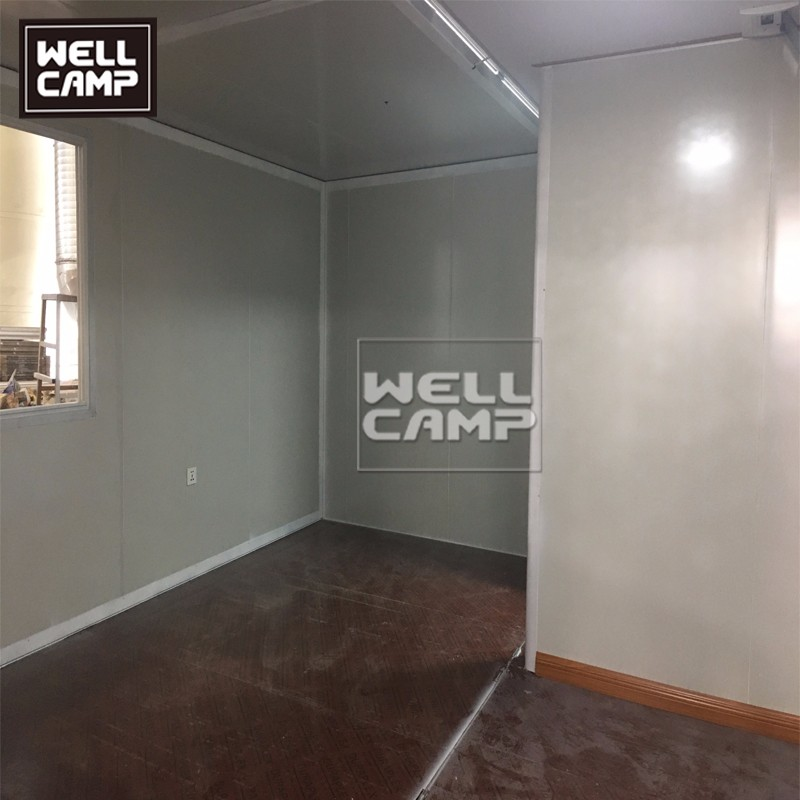 video-Expandable Container House Hospital Can Use For Isolation Room-WELLCAMP-img-7