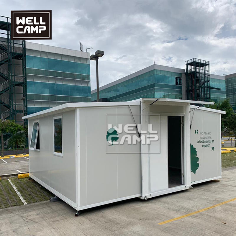 Expandable Container House Price In Container Camp Dormitory And Office Low Cost Home