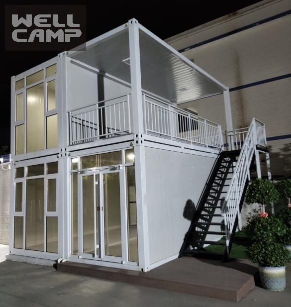 Modern Flat Pack Container House Prefab Modular Container House