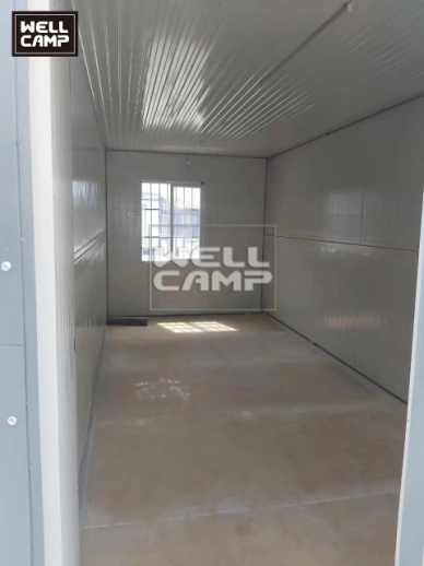 news-WELLCAMP-Some flat pack folding container houses projects recently-img