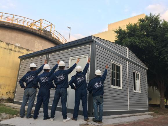 news-WELLCAMP-Why we can install an office building in 15 days-img