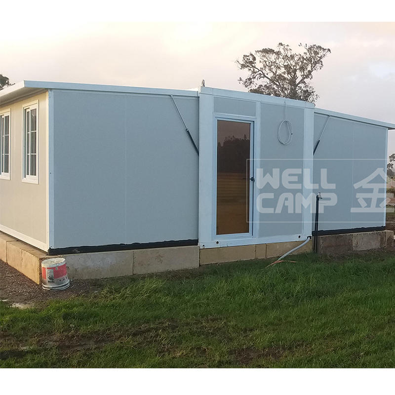 know more about Expandable Container House