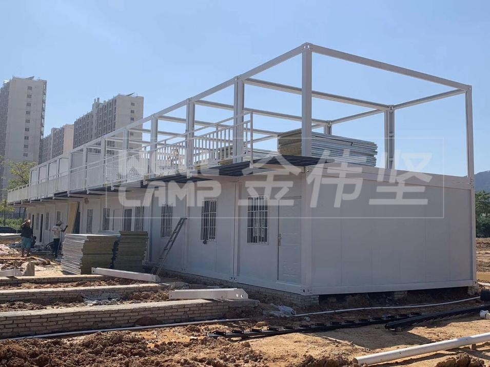 Factory Low Cost Shipping Detachable Container Frame