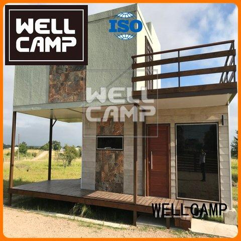 home easy foldable container system WELLCAMP