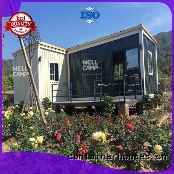 Wholesale house custom container homes living WELLCAMP Brand